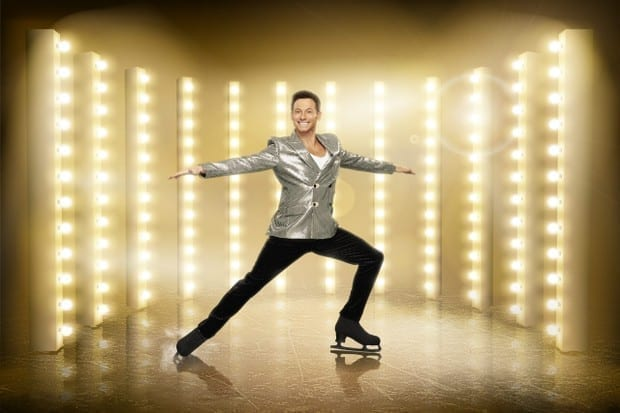 KSL CLINIC JOE SWASH DANCING ON ICE